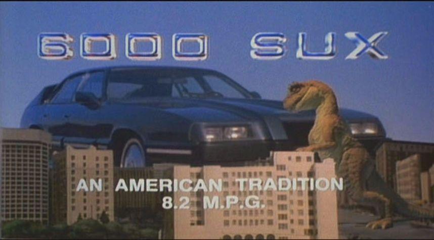 Main photo of Joseph Frascati's 1987 6000 SUX 6000 SUX