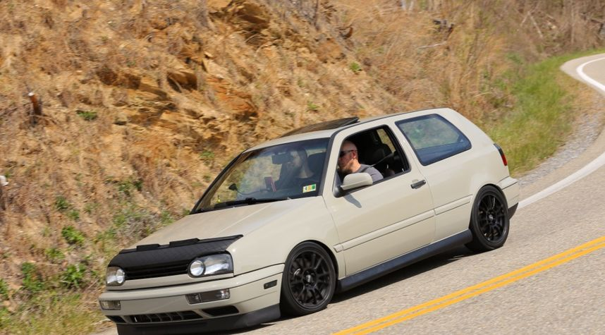 Main photo of Chris McCan's 1995 Volkswagen GTI