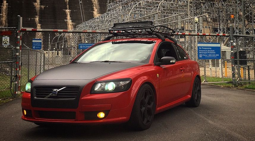 Main photo of Matthias Anderson's 2009 Volvo C30