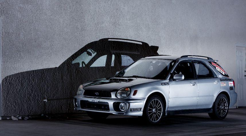 Main photo of Richard Cooper's 2002 Subaru Impreza WRX