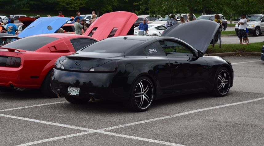 Main photo of Kenneth McCluskey's 2008 Infiniti G Coupe