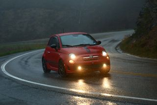 homepage tile photo for Fiats on the Dragon
