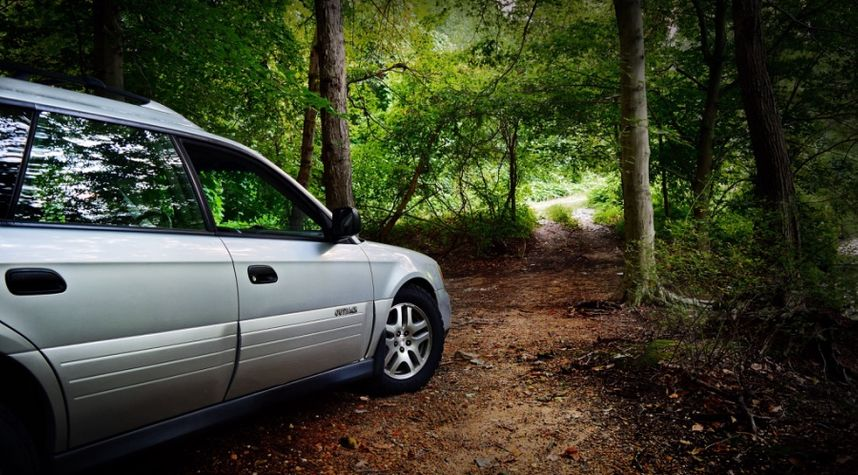 Main photo of Dan Hansen's 2004 Subaru Outback