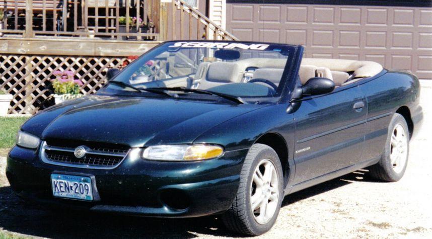 Main photo of Leon Klimek's 1997 Chrysler Sebring