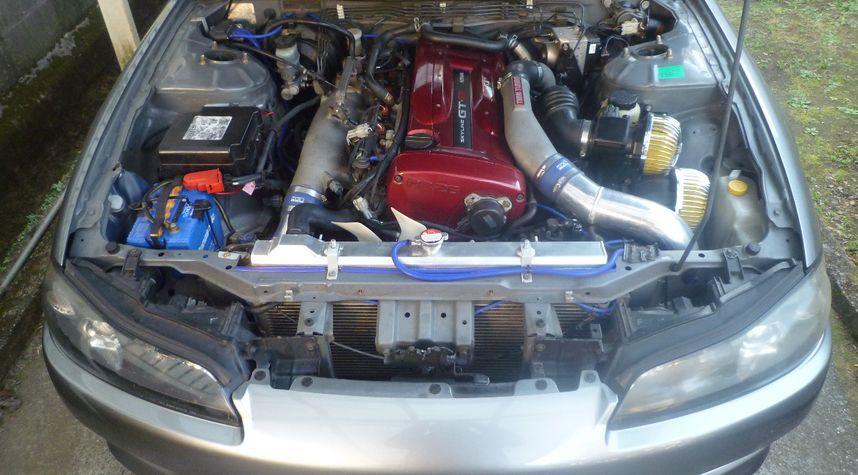 Main photo of Ken Howard's 2000 Nissan Silvia