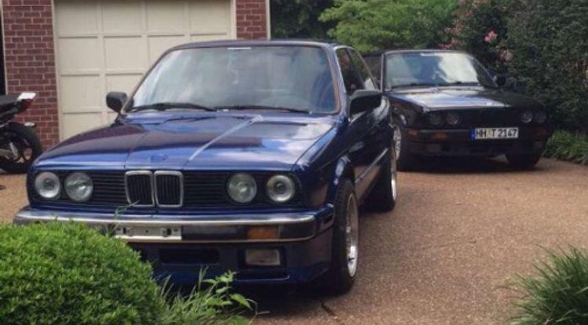 Main photo of Jake Collins's 1991 BMW 325