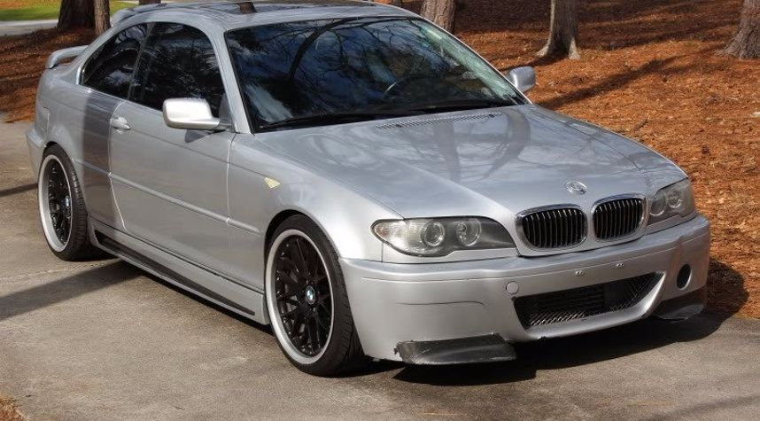 Main photo of Jordon Hamel's 2004 BMW 3 Series