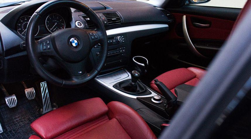 Main photo of Dylan Annoye's 2008 BMW 1 Series