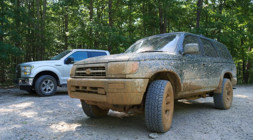 Main photo of Neil Reagan's 1997 Toyota 4Runner
