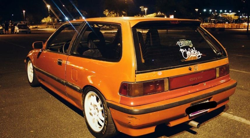 Main photo of Jacob Gonzalez's 1991 Honda Civic
