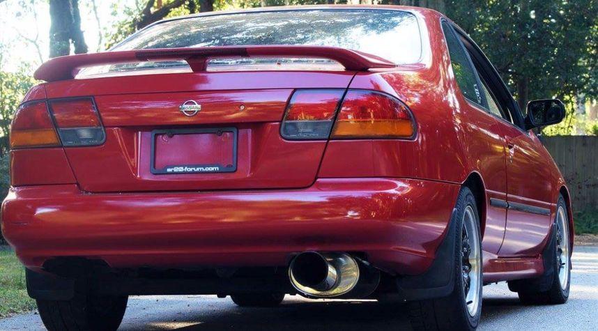 Main photo of Shaun Meek's 1996 Nissan 200SX