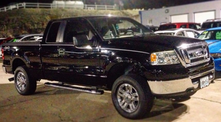 Main photo of Wesley Wohlt's 2007 Ford F-150