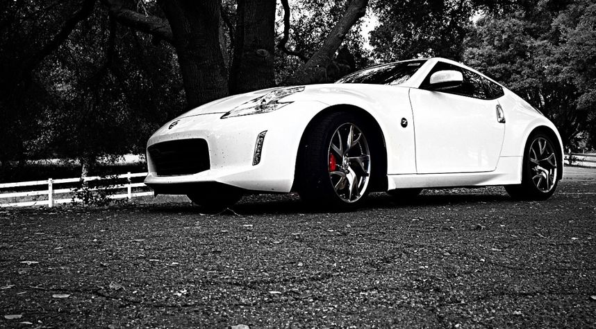 Main photo of Alec Bruce's 2015 Nissan 370Z