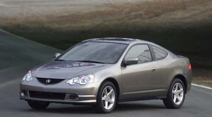 Main photo of Shehroze Ah's 2002 Acura RSX
