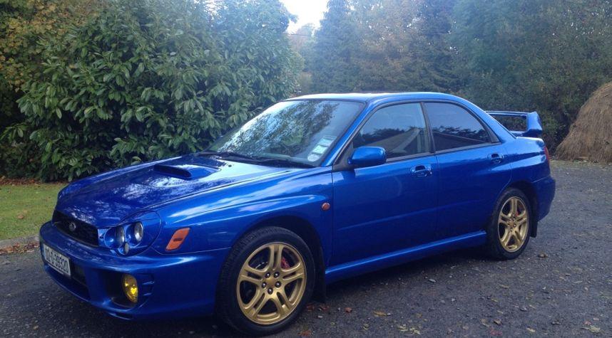 Main photo of Johnny Crowley's 2003 Subaru Impreza