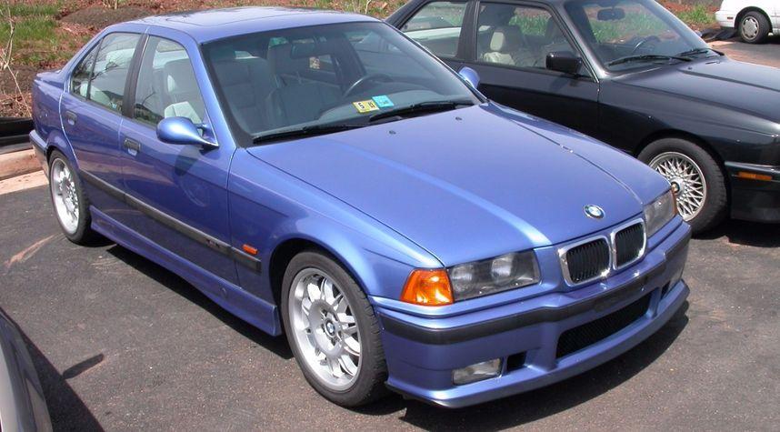 Main photo of Brandon Wood's 1998 BMW M3