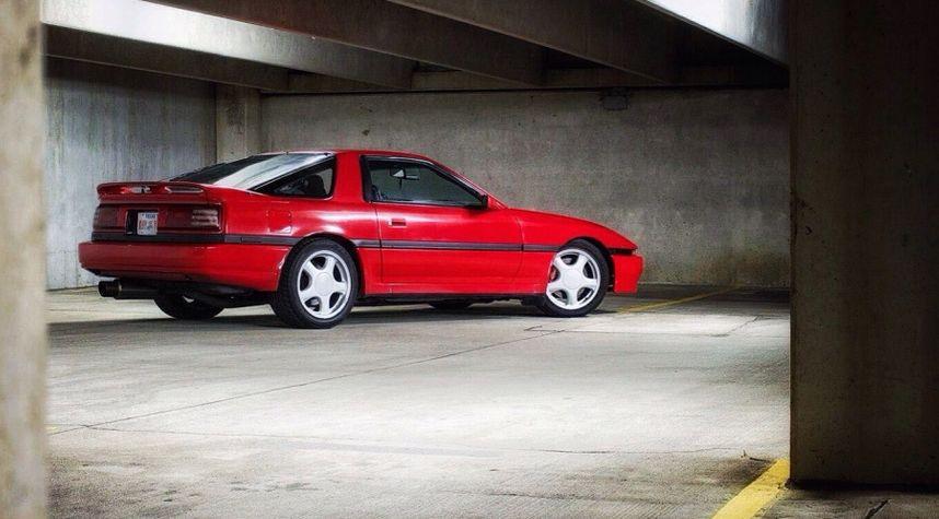 Main photo of Jon Caruana's 1989 Toyota Supra