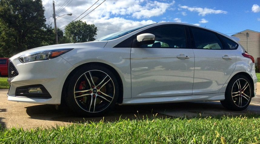 Main photo of Kevin Williams's 2015 Ford Focus ST