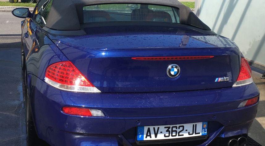 Main photo of Ivan  Chertikhin's 2007 BMW M6