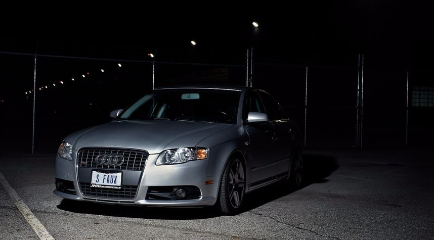 Main photo of Chris Madison's 2008 Audi A4