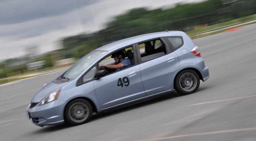 Main photo of Robert Hopkins's 2011 Honda Fit