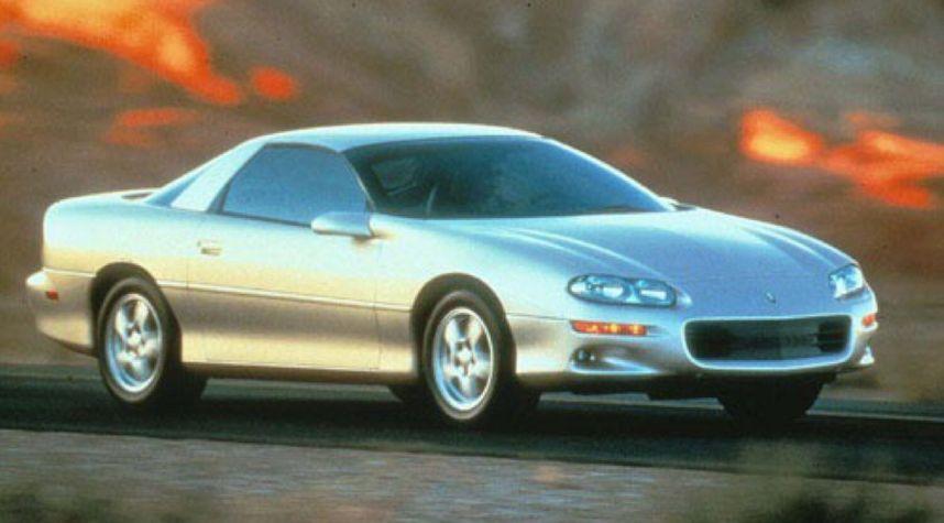 Main photo of Mason Stone's 1999 Chevrolet Camaro