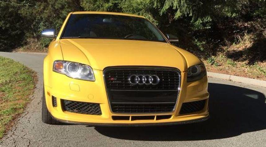 Main photo of Ben Albino's 2007 Audi S4