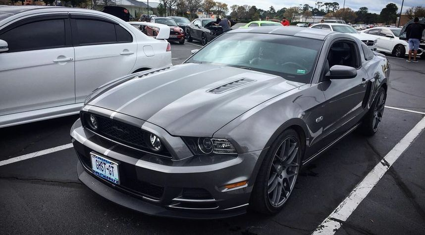 Main photo of Allen Pattison's 2014 Ford Mustang