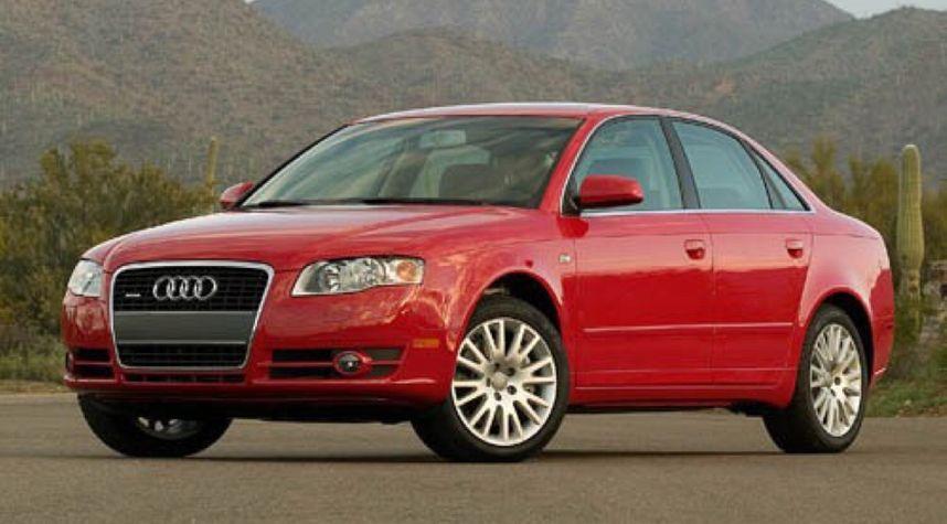Main photo of Max Todd's 2006 Audi A4