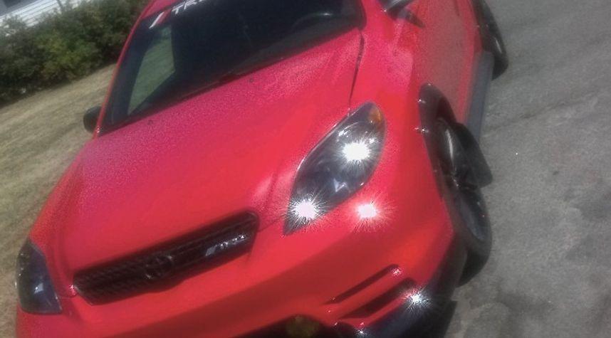 Main photo of Samuel Laroche's 2006 Toyota Matrix