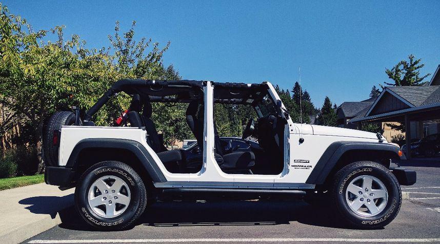 Main photo of bleh meh's 2016 Jeep Wrangler