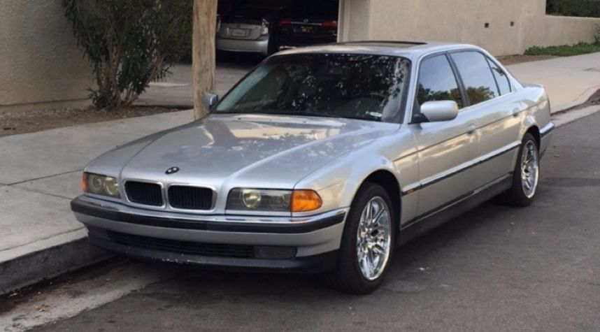 Main photo of David Acampora's 1997 BMW 7 Series