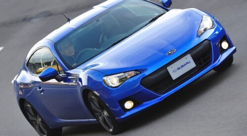 Main photo of Ashton Souvananvong's 2013 Subaru BRZ