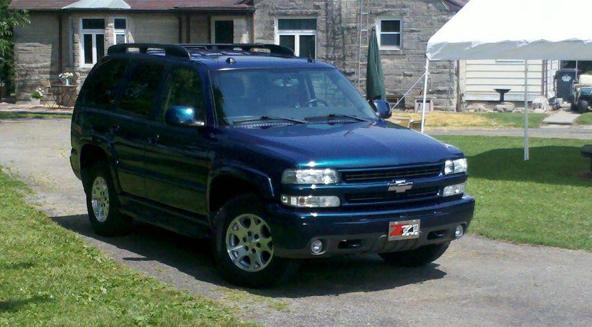 Main photo of Zachary Burcham's 2005 Chevrolet Tahoe