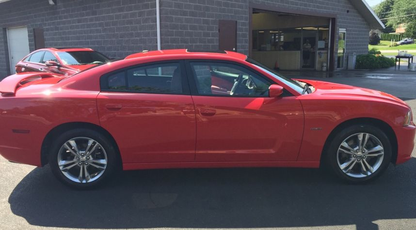 Main photo of Larry Albright II's 2014 Dodge Charger