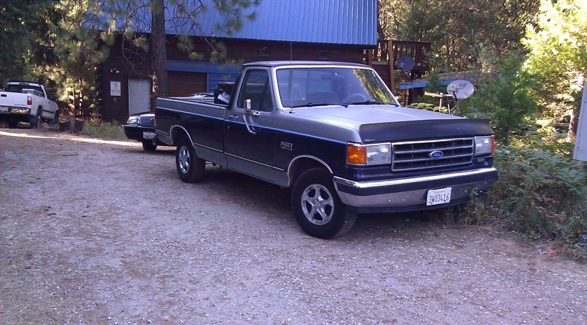 Main photo of Lawrence Silva's 1989 Ford F150
