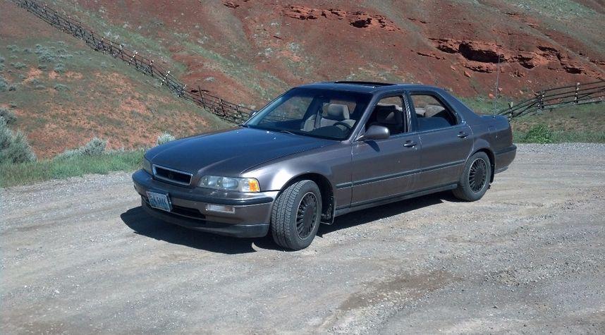 Main photo of Lee Rathbun's 1991 Acura Legend