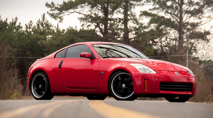 Main photo of Moshchnost Style and Racing's 2008 Nissan 350Z