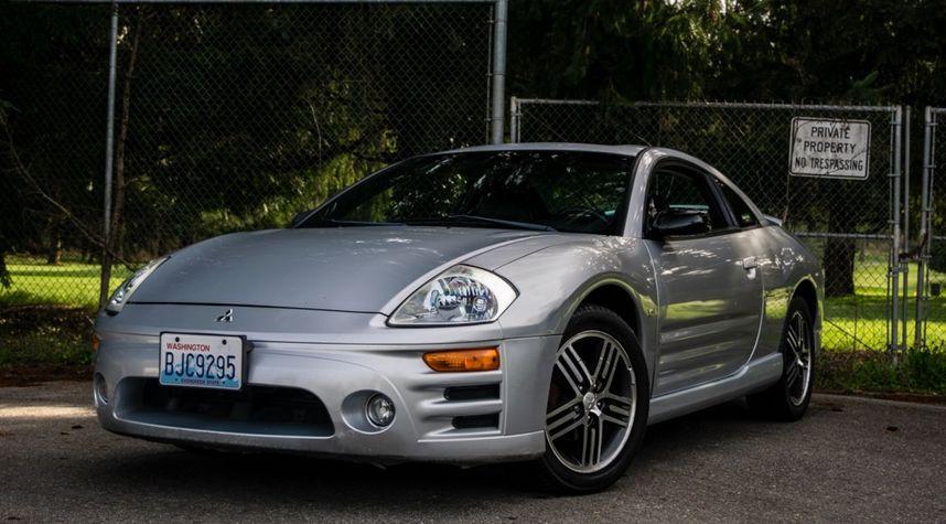 Main photo of Haydn Bluhm's 2003 Mitsubishi Eclipse