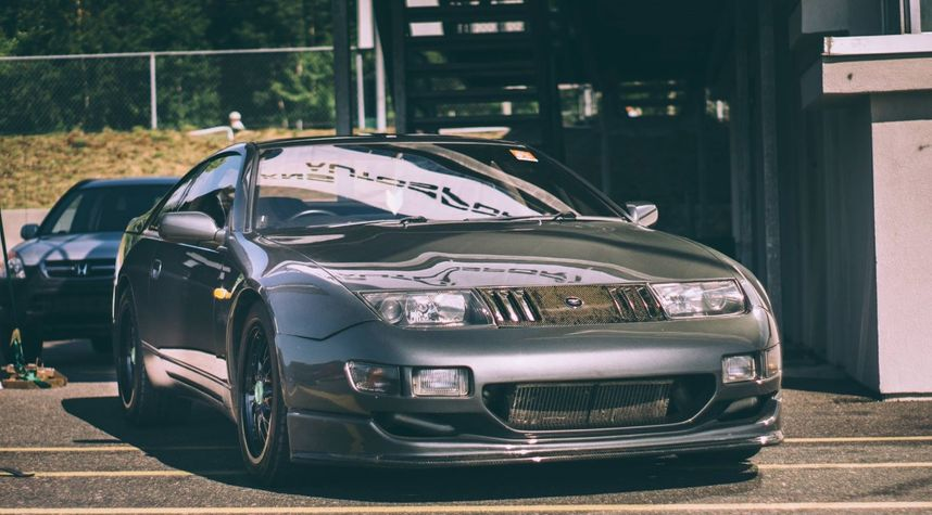 Main photo of Amir Amdard's 1992 Nissan 300ZX