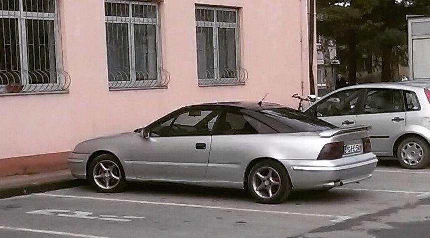 Main photo of Armin Muminović's 1992 Opel Calibra