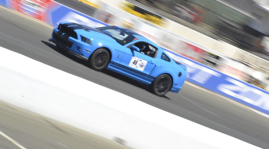 Main photo of Neeraj Sharma's 2013 Ford Shelby GT500