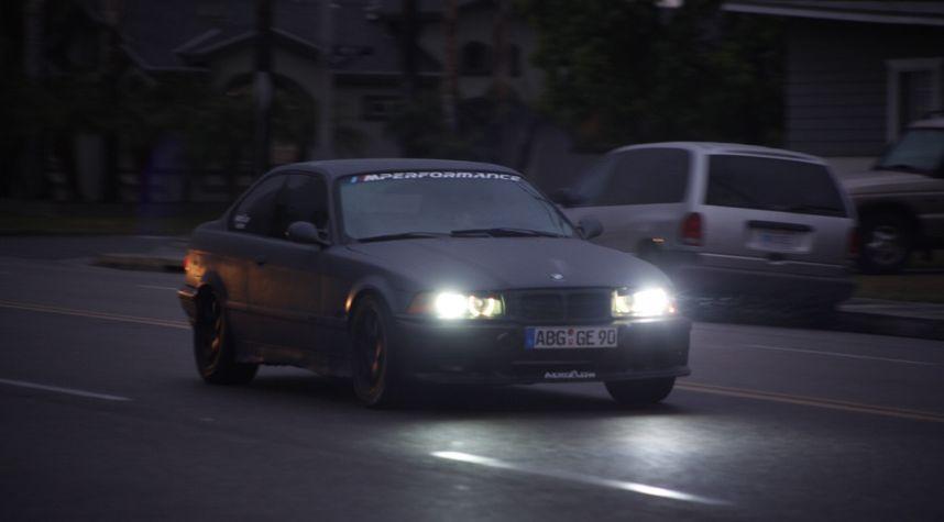 Main photo of Malik Perryman's 1995 BMW M3