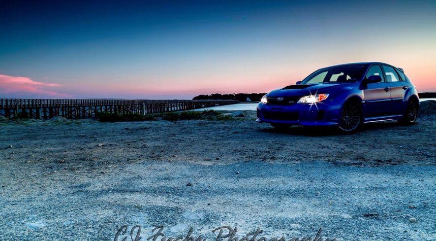Main photo of Mike Schiavoni's 2014 Subaru Impreza WRX