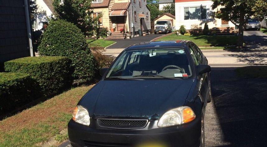 Main photo of Eric  Simmons's 1997 Honda Civic