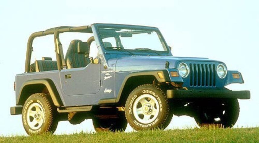 Main photo of Max Frankfort's 1998 Jeep Wrangler