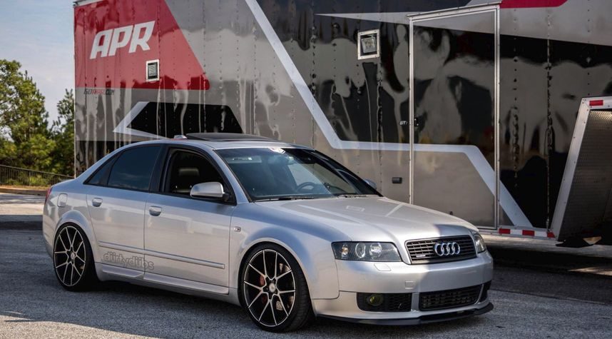 Main photo of Gregg Brodka's 2004 Audi A4
