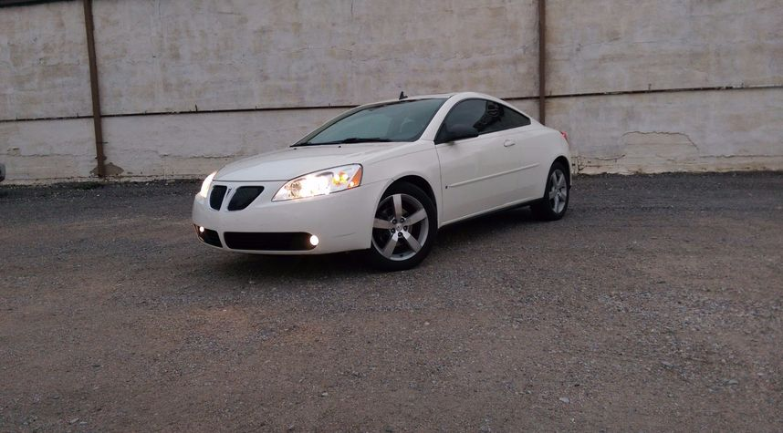 Main photo of John Berry's 2006 Pontiac G6