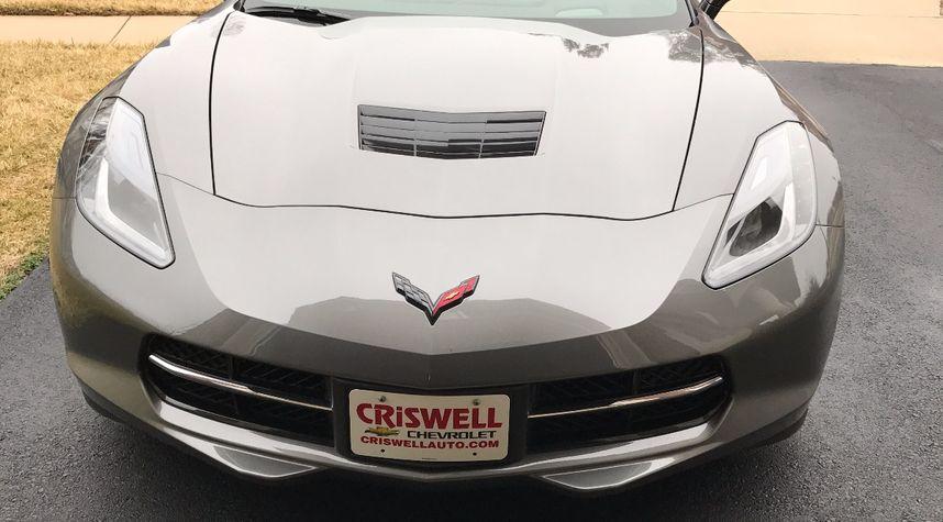 Main photo of Jae Chi's 2015 Chevrolet Corvette Stingray