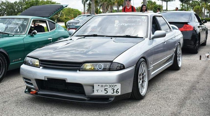 Main photo of Andre Garcia's 1991 Nissan Skyline gts